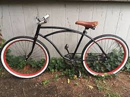 vintage huffy frame rat rod bike ebay