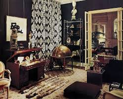 the gentleman cave how to create a tastefully macho room australian interior designer greg natale deconstructs a e
