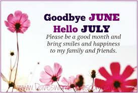 hello july picture saying image 2017