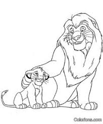 Small Picture Simba And Nala Lion King Coloring Pages Pinterest Lions