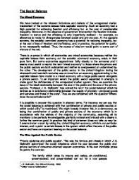 the social balance the mixed economy gcse business studies page 1 zoom in