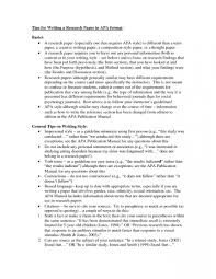 Imposing Example Outline For Research Paper Apa Style Museumlegs