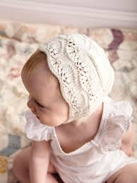 Baby Bonnet Pattern Unique Baby Bonnet Knitting Patterns In The Loop Knitting