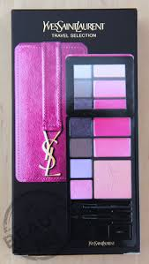 very ysl make up palette
