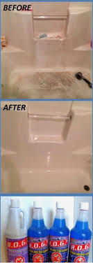how to remove orange water stains from bathtub ideas