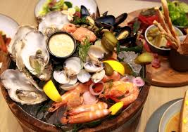 Seafood diet linked to getting pregnant ...
