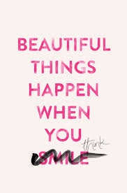 Beautiful Things Happen Quotes Best Of Motivational Quotes Beautiful Things Happen When You Think