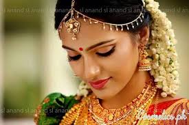 south indian bridal eye makeup