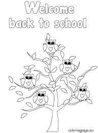 coloring pages back to school coloring pages back to school first day of school coloring page