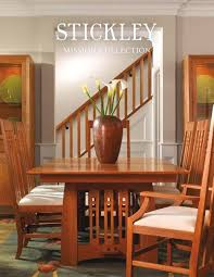 mission oak cherry collection stickley