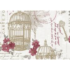 vintage birdcage wallpaper. Perfect Birdcage Vintage Birdcage Wallpaper Fresco Birdcage Red Wallpaper 1000x1000 Intended A