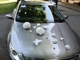 www.jo-jo-flowers.co.uk Wedding car decoration | Wedding car decorations,  Wedding car, Car decor