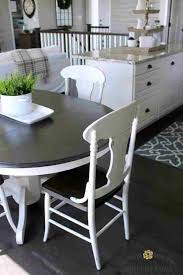 painting dining room rhdytroninfo painted how to paint a kitchen table kitchen tables and chairs best paint a table