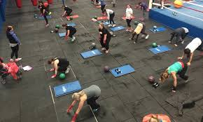 burn boxing and fitness