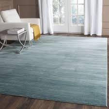 image of decoration seafoam green rug