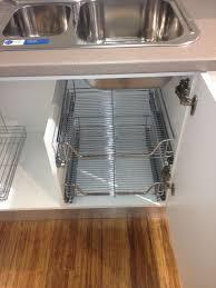 best 25 under kitchen sinks ideas on diy storage under sink sink basket and bathroom sink organization