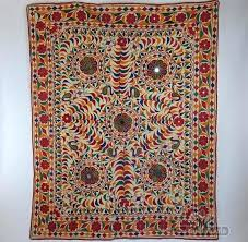 embroidered wall hanging vintage wall hanging home decor yoga hand embroidered tapestry 1 indian embroidered wall hanging uk