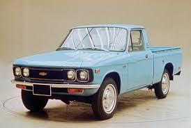 Chevrolet Luv - Information and photos - MOMENTcar