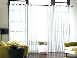 spectacular curtain ideas for sliding glass door awesome rod window treatments decorating treatment