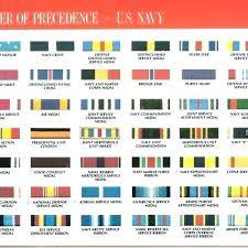 Army Jrotc Ribbon Chart Military Medals Rack Builder