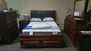 QUEEN BEDROOM SET 4PCS PLATFORM STORAGE BED (Furniture) In Portland, OR    OfferUp