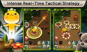dota like games plants war tried and test android development