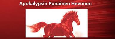 Kuvahaun tulos haulle Punainen hevonen