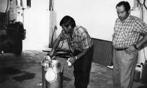 El lechero: un profesional extinguido por la legislación ...