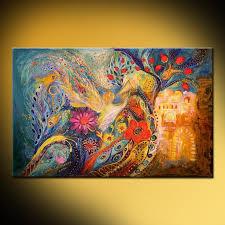 23 best lena kotliarker images on pinterest pintura art print in jewish canvas wall on modern jewish wall art with 20 collection of jewish canvas wall art wall art ideas