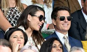 Tom Cruise and Hayley Atwell spark ...