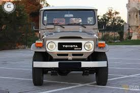 Classic 1982 Toyota Land Cruiser BJ 40 Off-road for Sale #1335 - Dyler