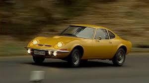 1968 Opel GT - YouTube