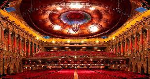 Peabody Opera House St Louis Seating Chart Fabulous Fox Theatre Metrotix