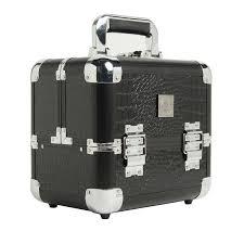 beginners professional cosmetic case fashion beauty versatile dressing vanity box whole pro 14x9x10aluminum makeup