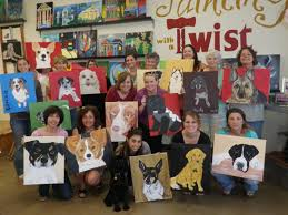 send inquiry for painting with a twist paint your pet