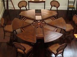 round dining table with leaf 6 chairs round table furniture round round dining room tables for