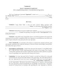 Office Rental Agreement Template Commercial Lease Agreement Template Format North Laws Word