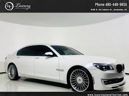 bmw 2013 white. Delighful Bmw PreOwned 2013 BMW 7 Series ALPINA B7 LWB RWD  Rear Entertainment White Intended Bmw S