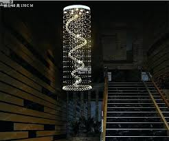 full size of modern long hanging chandelier crystal large chandeliers new staircase home improvement glamorous cryst