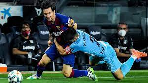Lionel Messi   La Liga confirms Lionel Messi's €700M release clause is  still active