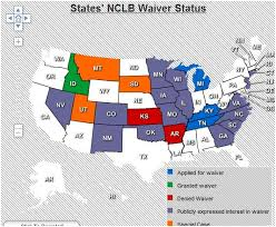 arne duncan ql professional learning community nclb waiver by state