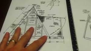 great plans to build an a frame tiny house for around 1200 for off grid living
