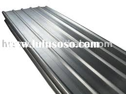 galvanized corrugated sheet metal for roof wall