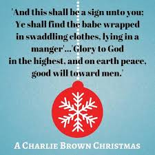 Charlie Brown Christmas Quotes Delectable Famous Christmas Quotes Southern Living