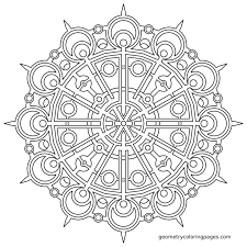 295 Best Coloring Pages For Adults Images On Pinterest Symmetrical