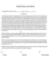 Company Loan To Employee Agreement Loan Repayment Agreement Template