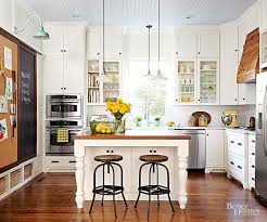 Best lighting for kitchen Lighting Fixtures Consider Your Space Better Homes And Gardens Bright Approach To Kitchen Lighting