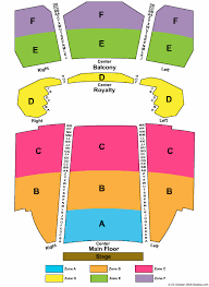Four Seasons Centre Performing Arts Toronto Seating Chart Murat Theatre At Old National Centre Seating Chart