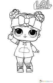 Today we're back with our collection of free printable lol surprise doll coloring pages. Lol Surprise Dolls Coloring Pages Print Them For Free All The Series