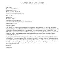 Cover Letters For Law Students Letter Legal Cool Sample